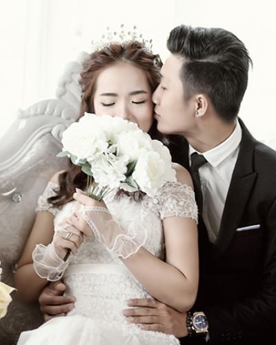 Studio chụp ảnh cưới trong nhà đẹp tại Hà Nội